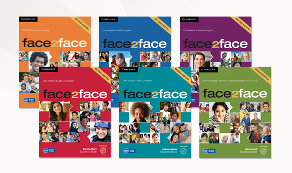 تحميل كتاب face2face intermediate