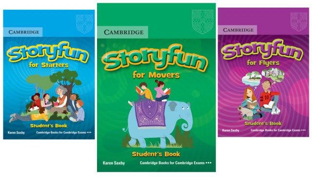 Storyfun For Movers Pdf