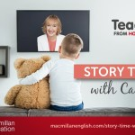 Story time with Carol